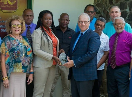 First Flour Milling Silver Medallist from the Caribbean