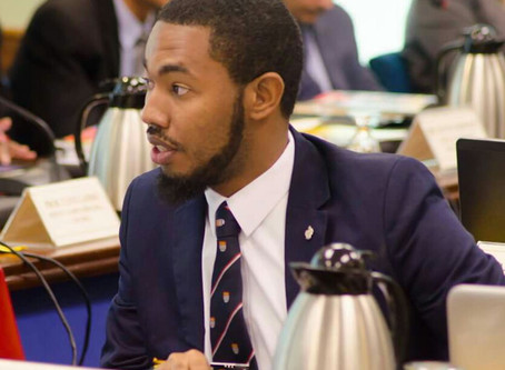 The making of a Caribbean leader: balancing PhD and professional life