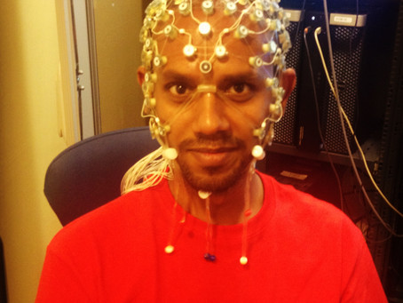 The mathematician studying consciousness - Meet Sridhar!