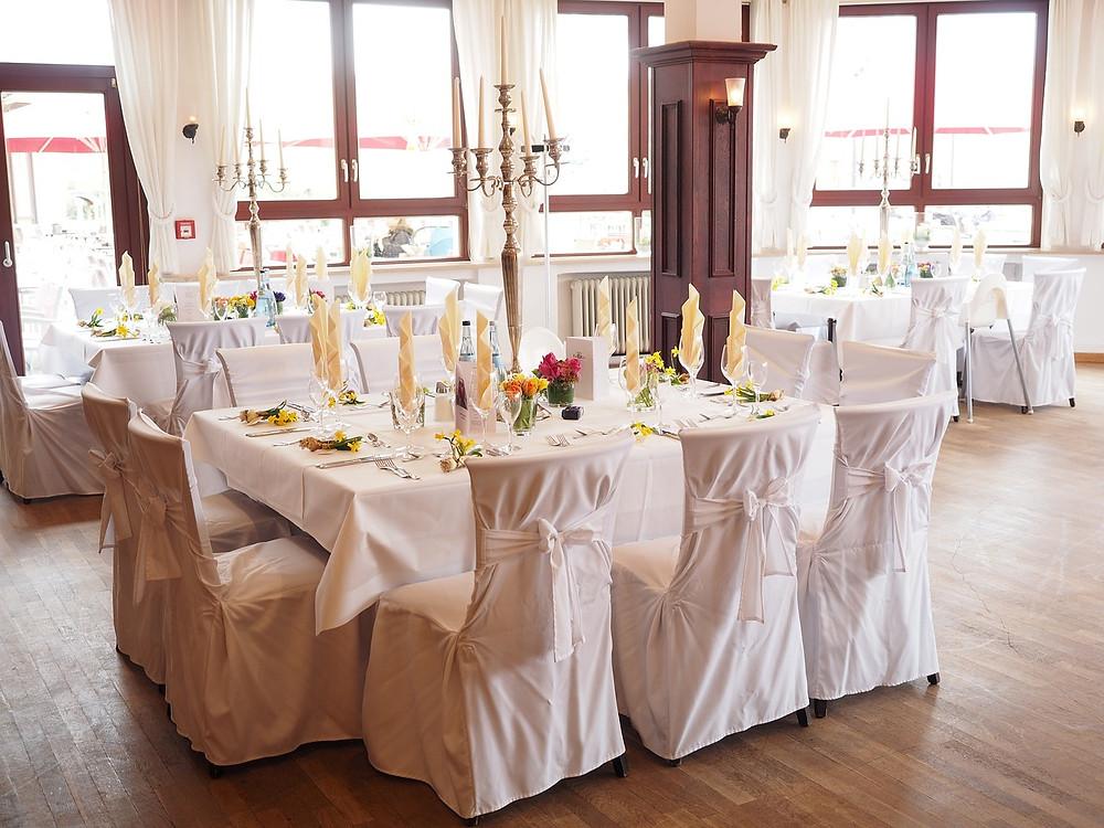 decoración boda clásica