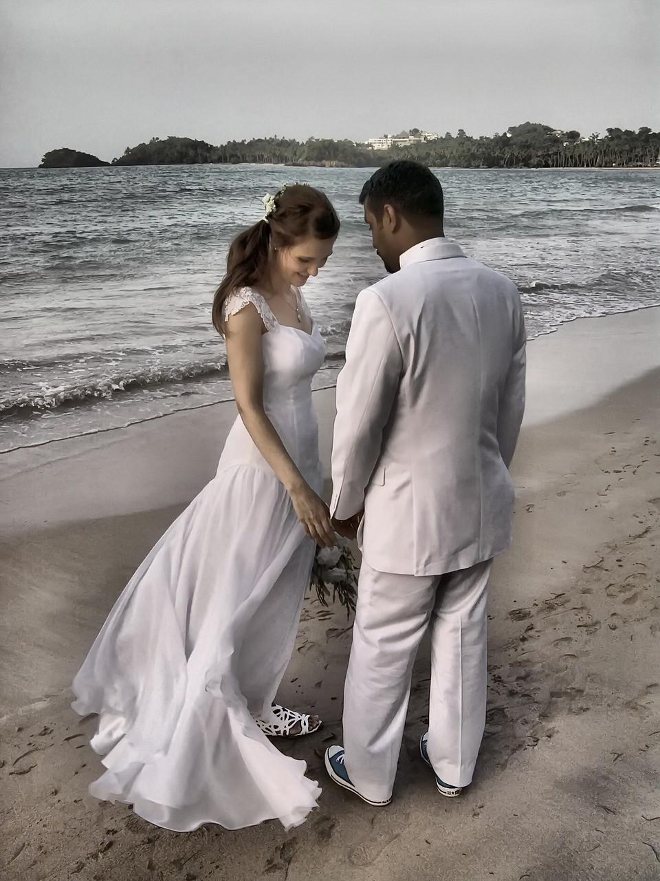 vestido de novia cintura baja