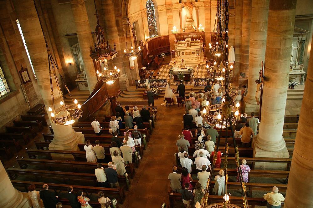 boda religiosa; boda  en iglesia