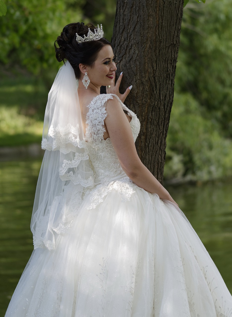 vestido de novia tipo Ball Gown