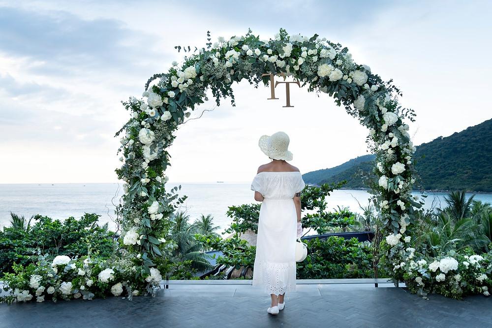 decoración para bodas II