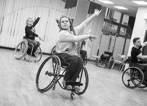 Инклюзивный балет | студия инклюзивного танца | инклюзивный театр | Записаться на классы