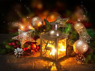 """Театра """"Русские балетные сезоны"""" поздравляет с Новым Годом и Рождеством!"""