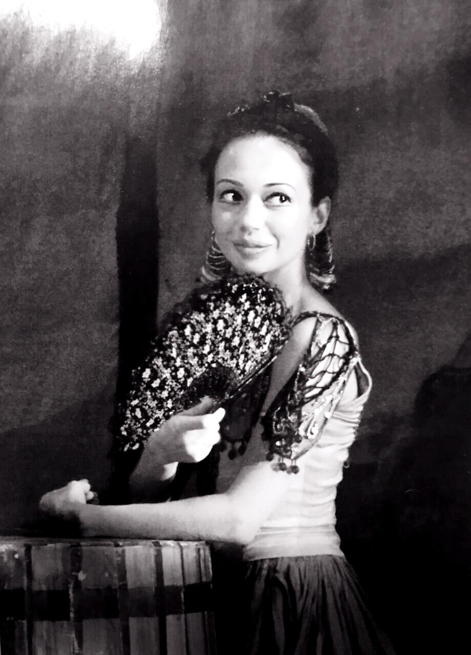 Evgeniya Krechetova