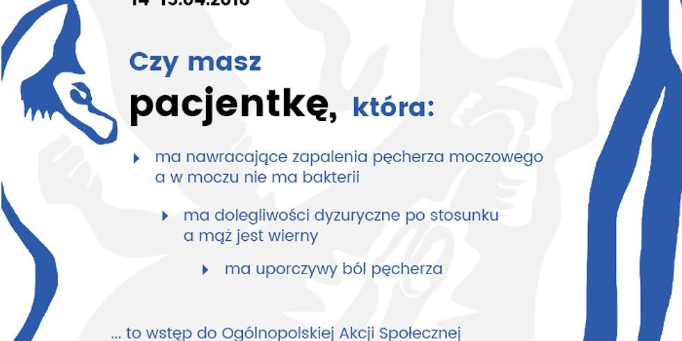 Konferencja dla ginekologów (Warszawa, 17-18.03.2018)
