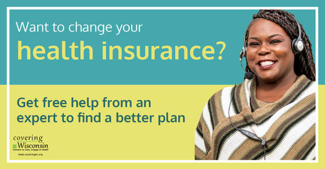 Want to change your insurance?