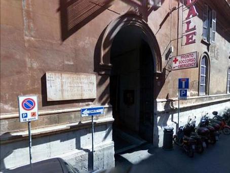 In Bocca al Lupo: In A Roman Hospital