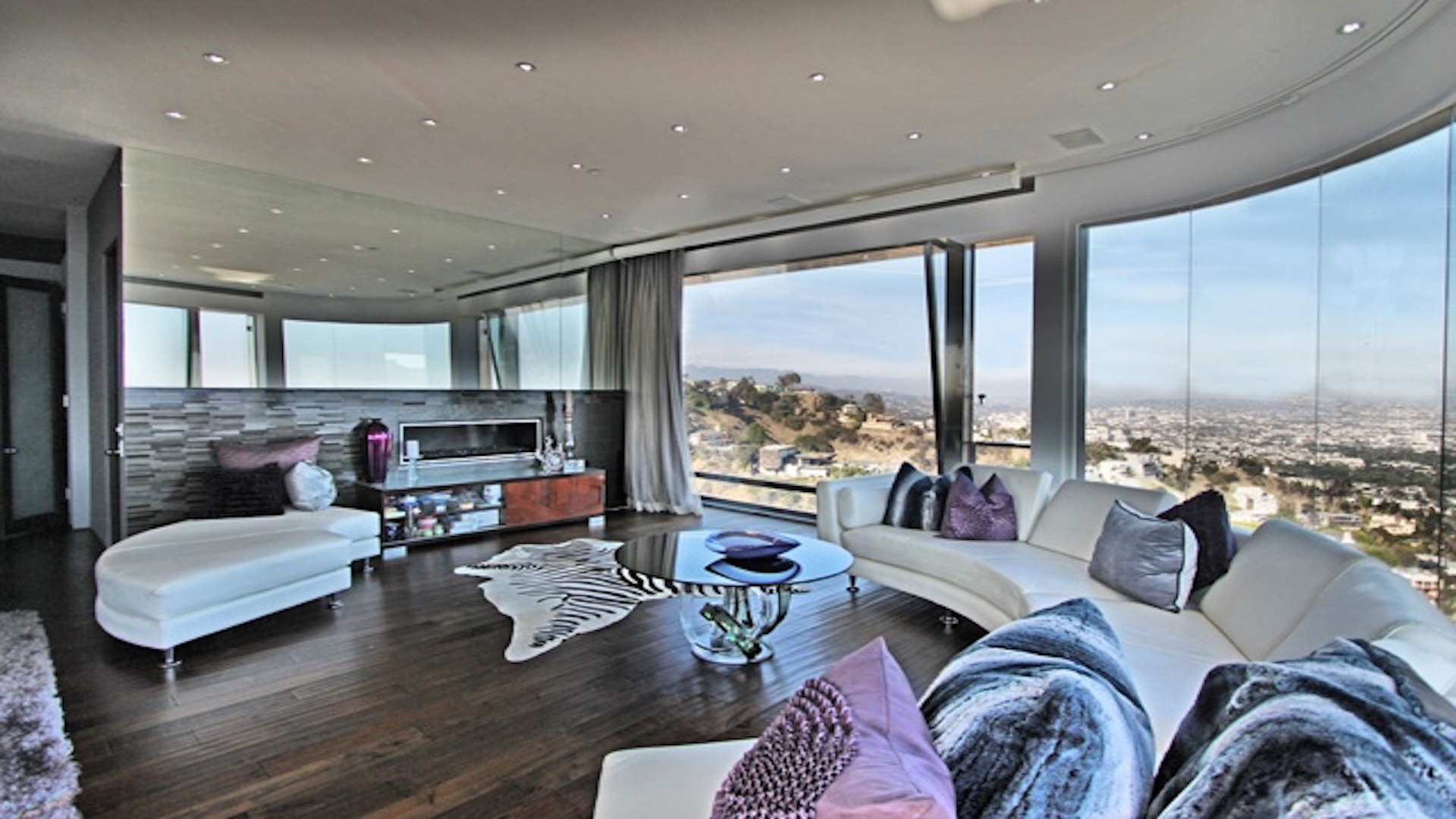 Hollywood Hills Forever Views