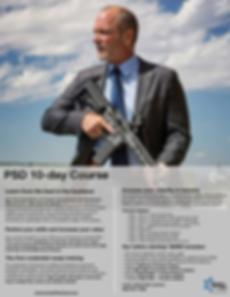 10 days psd high risk course