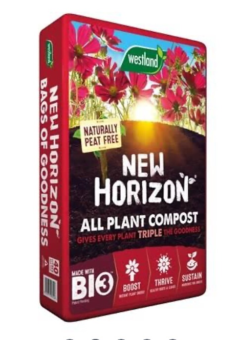 Peat Free Compost 50L