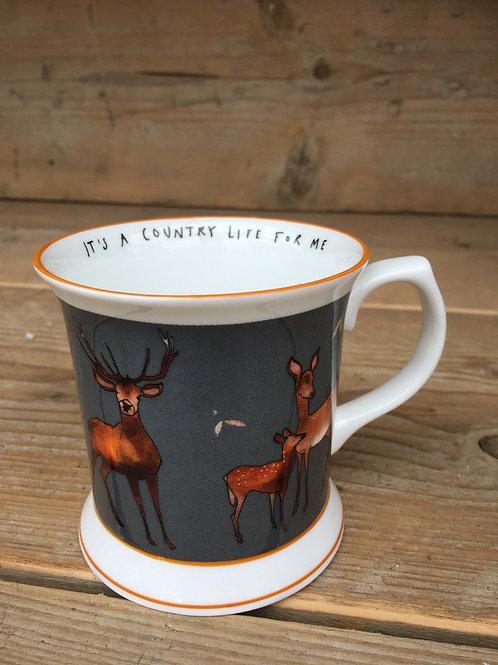 """Katie Cardew """"Deer"""" Mug"""