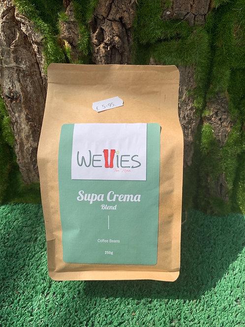 Wellies Supa Crema Blend