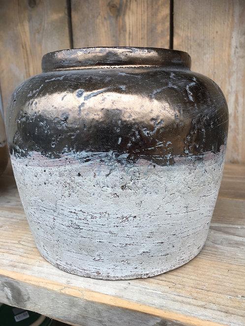Small Squat Vase