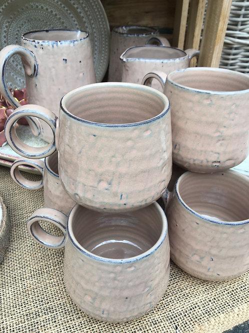 Rose Stoneware Alia Mug 105xH9 cm