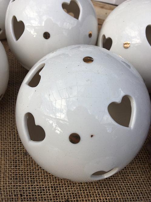 Heart Globe LED