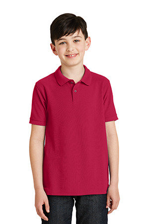 K-5th Youth Unisex Polo