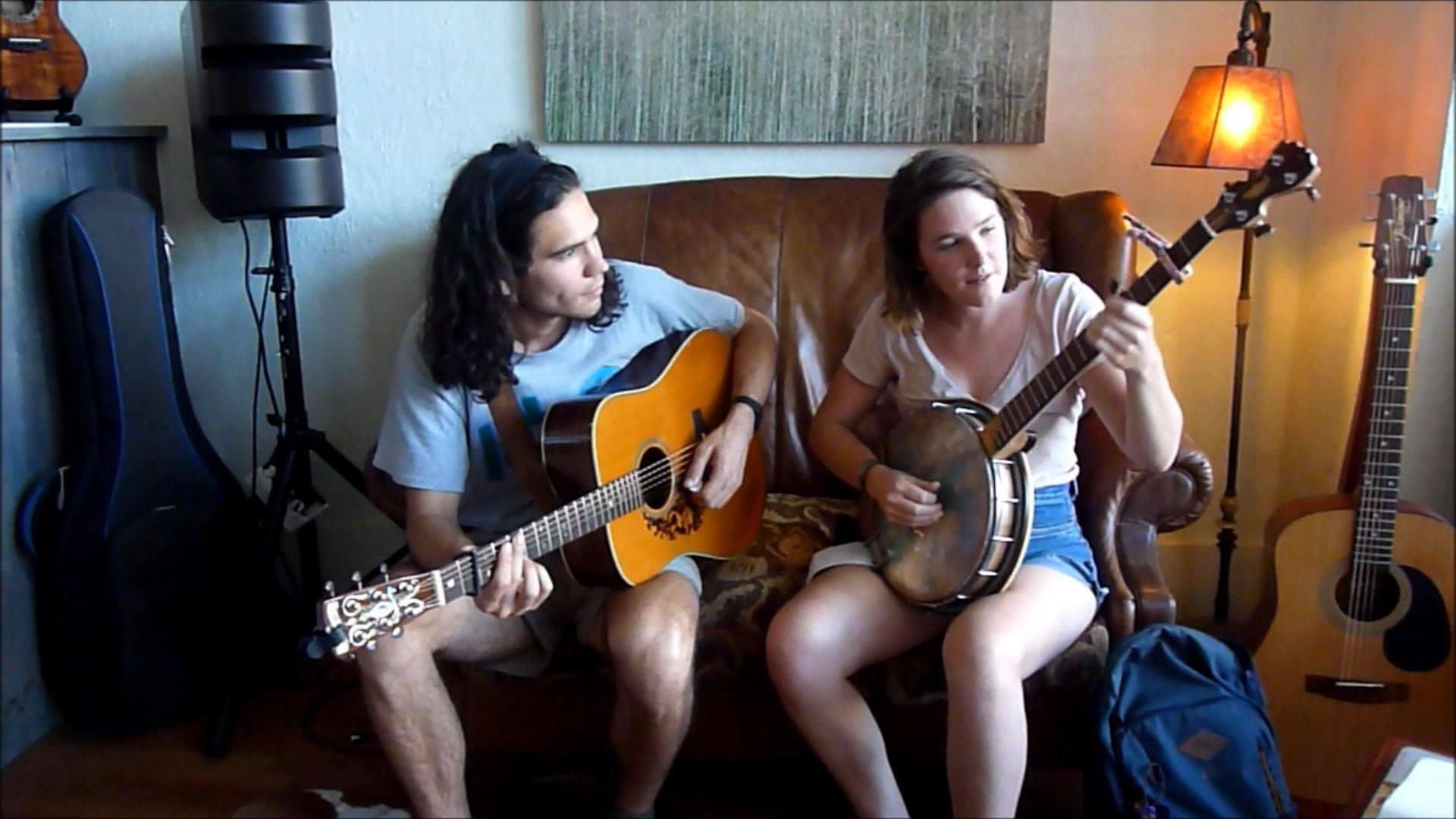 Steel Betty - Caroline (featuring a Kutthroat StringWorks Banjo)