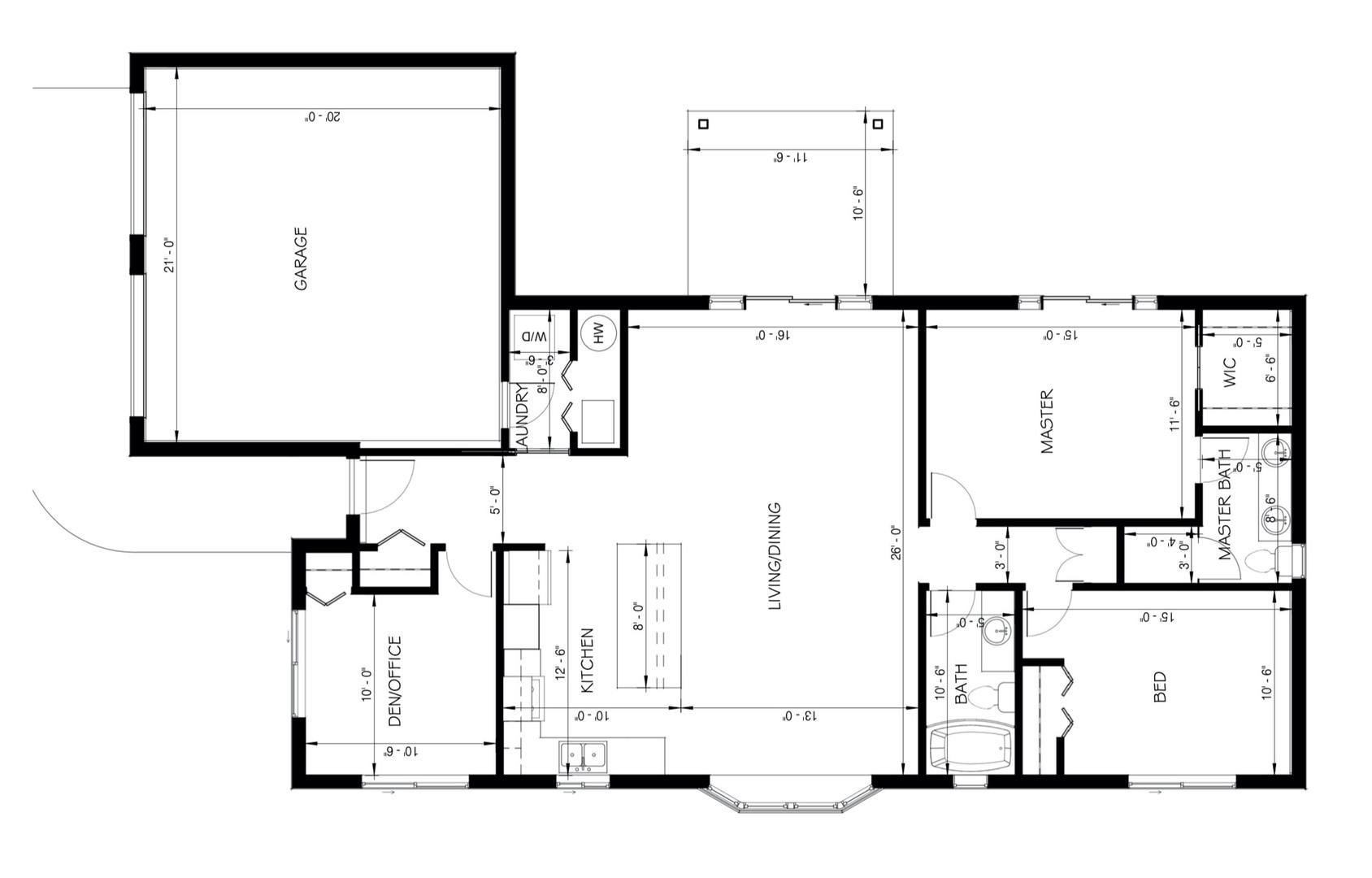 Floor Plan #203