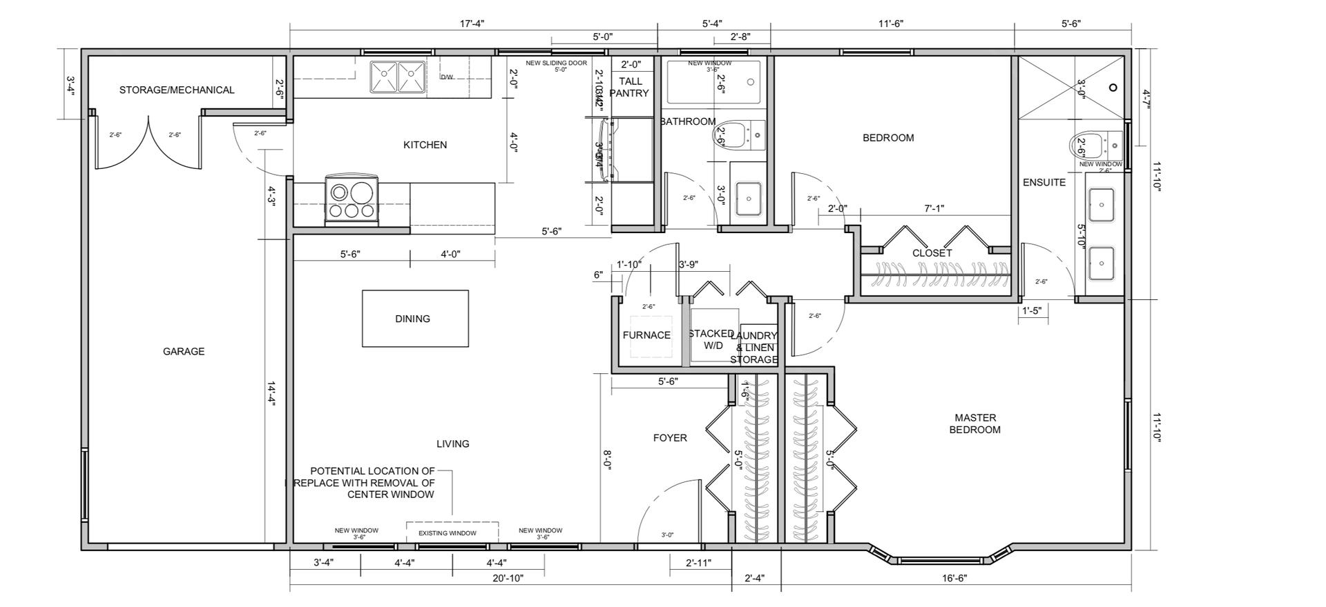 Floor Plan #206