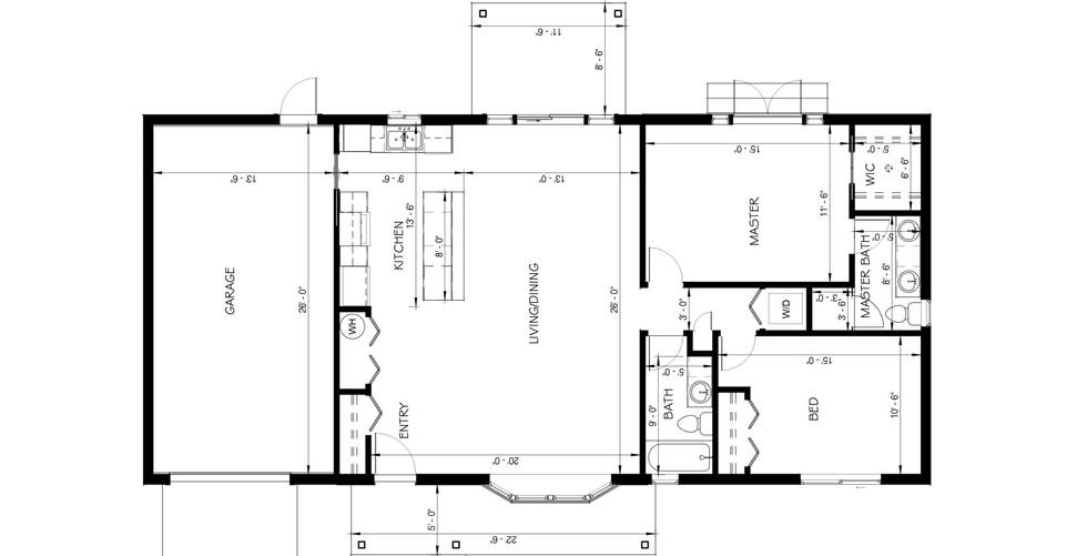 Floor Plan #103