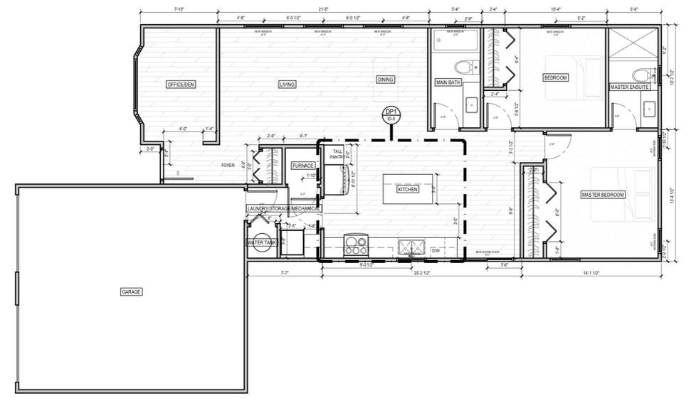 Floor Plan #104