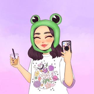 Froggy Mxmtoon