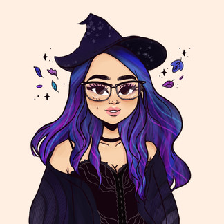 Witchy Mel