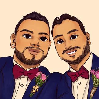Edgar & Jeff