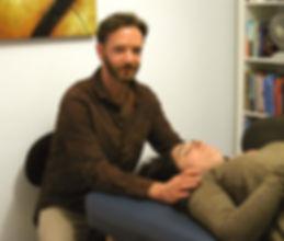 Andrew McKay healing practise
