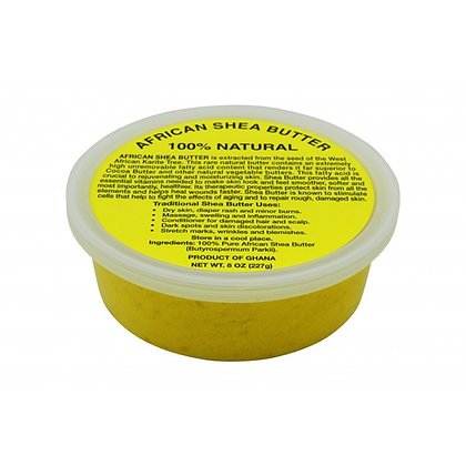 Yellow African Shea Butter (Small)
