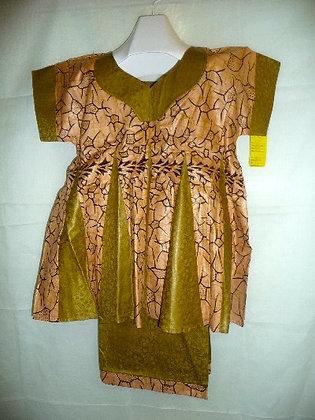 Fancy Mixed Fabric Brocade
