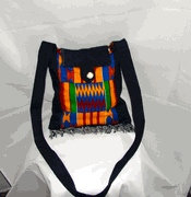 Kente Cloth Bag