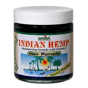 Indian Hemp Hair Pomade