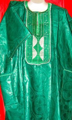 Green Dashiki