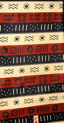 Mud Cloth African Print Fabric
