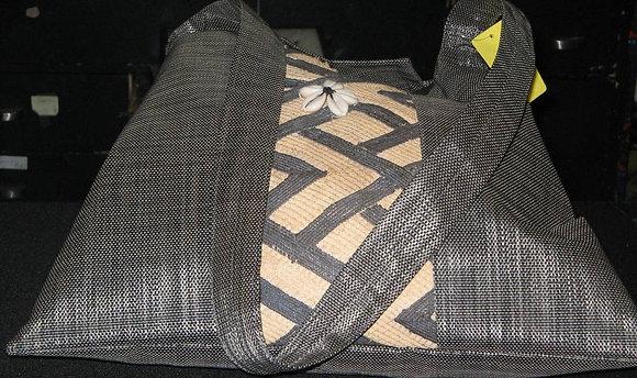 Fabric Bag Mixed with Coba Cloth
