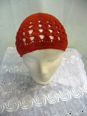 Red Knit Coffi