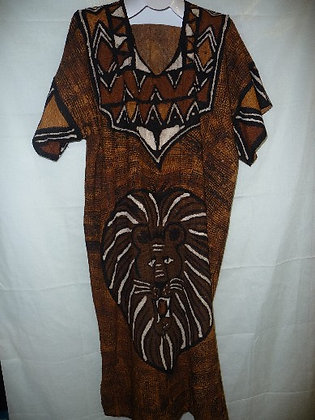 Brown Mud Dress