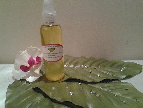 Cucumber Melon Body Oil