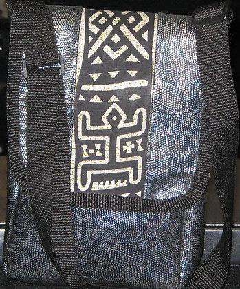 African Print Bag