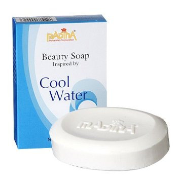 Cool Water Black Soap