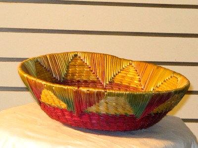 Multi-Color Burkin Basket