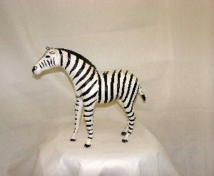 Leather Zebra