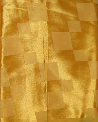Gold Asian Fabric