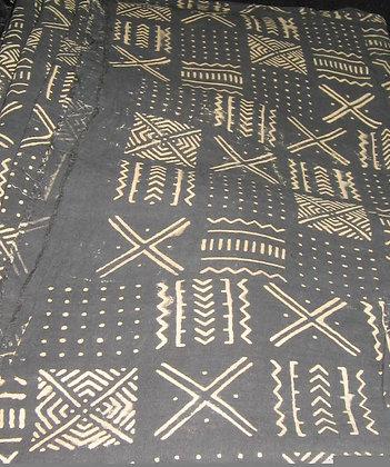 Mud Print Fabric