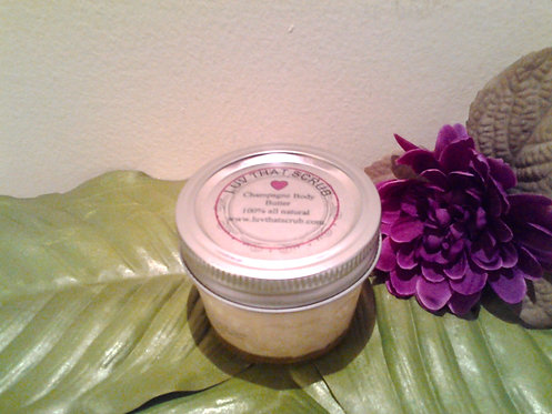 Champagne Body Butter