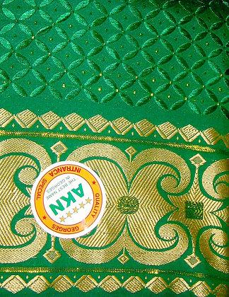 Green George Fabric